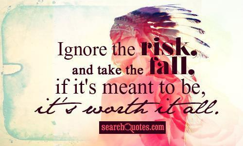 How much of a risk-taker are you?