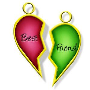 Your bestest friends are...