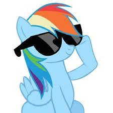 Who is the coolest pony?!?!
