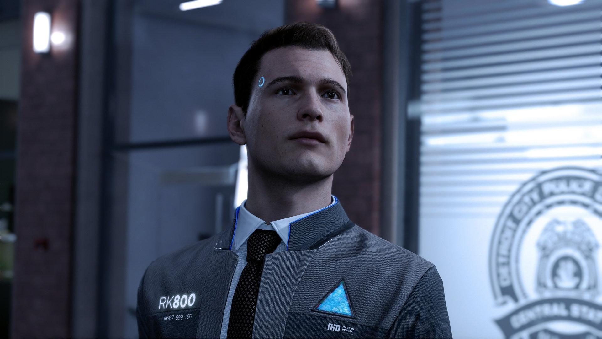 Let's Start With An Easy Question. Who's Connor's (RK800) Actor