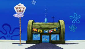 How long has SpongeBob worked at the Krusty Krab?