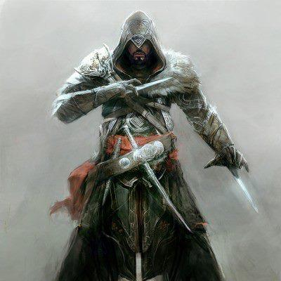 who is the other assassin     clue:he is in number 1 and 4