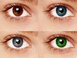 What colour are your eyes?