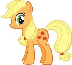 What is Applejack usually wearing?