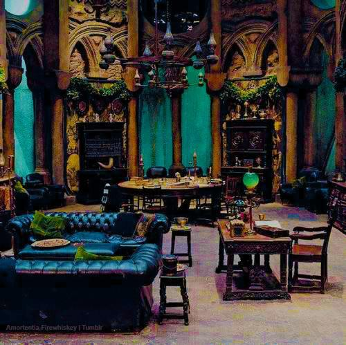 what is the password to the slytherin common room