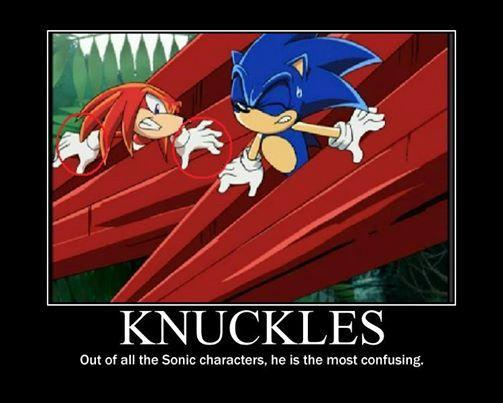 "You walked over to her but started shaking. ""___? Are you okay?"" Alexis asked flying over to you. Sonic, Knuckles, and Tails walked over also. Your eyes turned black and you blasted Knuckles. Knuckles flew back and growled in pain as Alexis helped him up."