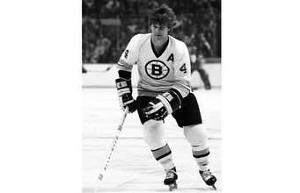 Who was the best player on the Boston Bruins