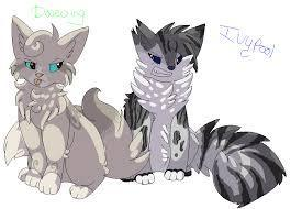And what about their father? (Dovewing and Ivypool's, capital)