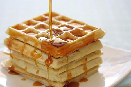 Are waffles tasty?