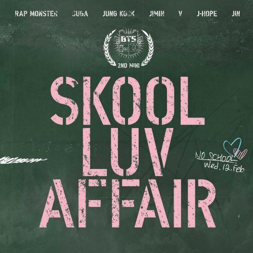"Which two songs were part of ""Skool Luv Affair""?"