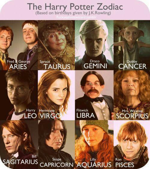 Who is your favorite Harry potter character?