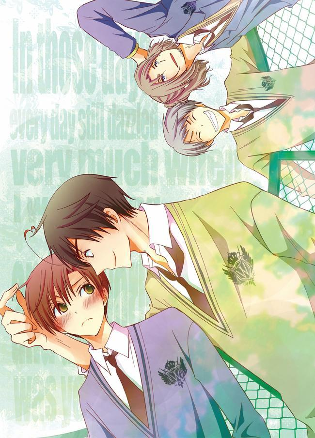 one more!~ What is your favorite Hetalia character?