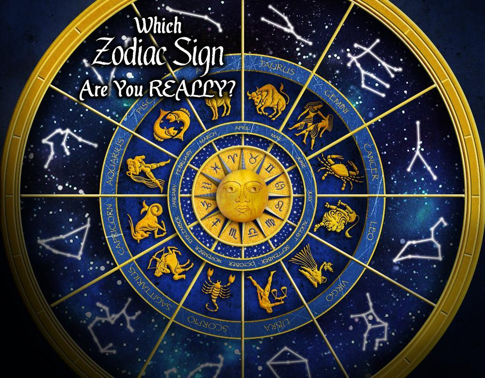 What's your zodiac?  Aries = March 21 - April 19	 Taurus = April 20 - May 20	 Gemini = May 21 - June 20	 Cancer = June 21 - July 22	 Leo = July 23 - August 22	 Virgo = August 23 - September 22	 Libra = September 23 - October 22	 Scorpio = October 23 - November 21	 Sagittarius = November 22 - December 21	 Capricorn	= December 22 - January 19	 Aquarius = January 20 - February 18	 Pisces = February 19 - March 20