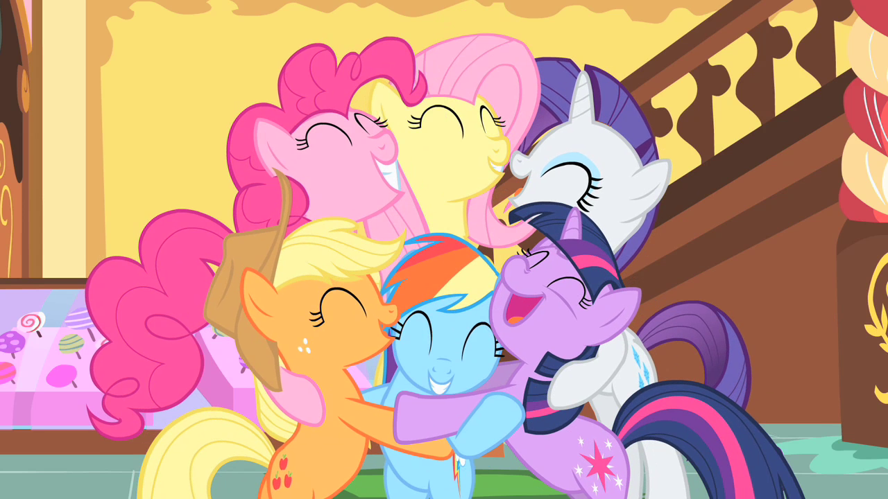 Which pony out of the main six, represents the element of honesty?