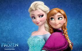 are anna and elsa sisters?