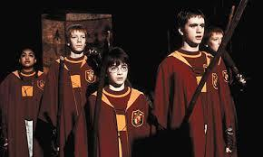 Which of these Harry Potter characters was the Quidditch captain on the Gyffindor Quidditch team?