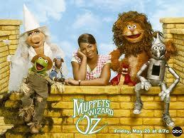 what muppet was the scarecrow in the muppets wizard of oz...