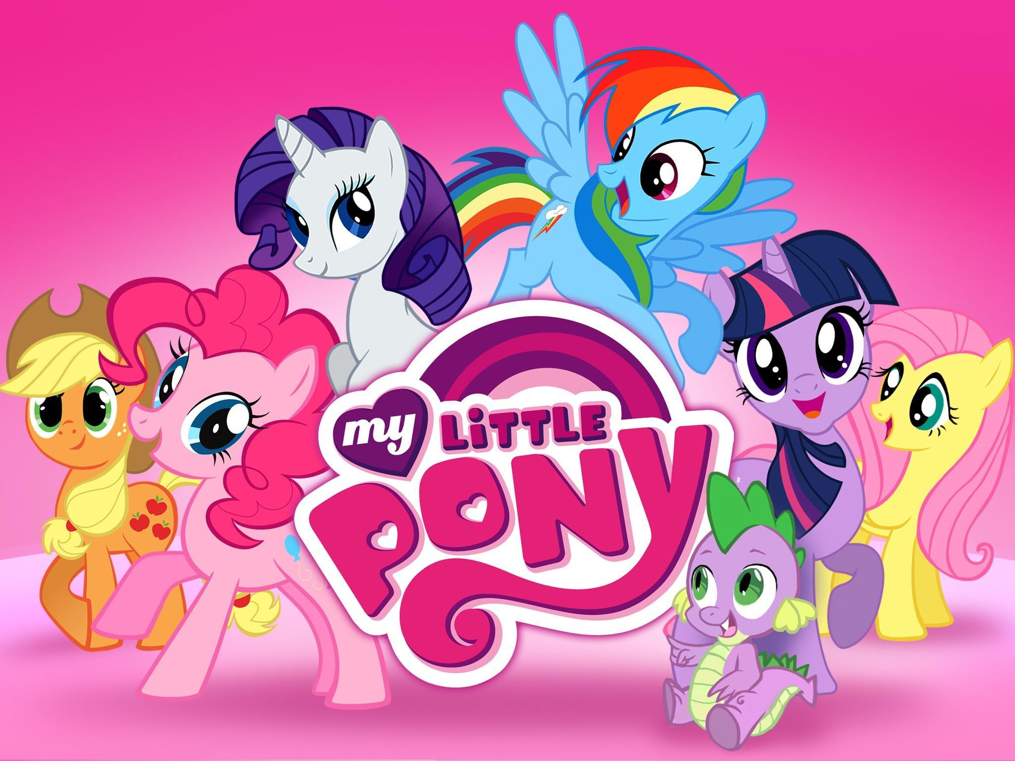Aw! Last question. Who is your favorite MLP?