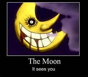 Where is this smilely moon from? Can you guess?