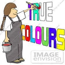 Your fav colour is.........