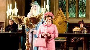 WHICH OF VERY TALENTED BRITISH ACTRESSES PLAYED PROFESSOR UMBRIDGE WHO FIRST APPEARED IN HARRY POTTER AND THE ORDER OF THE PHOENIX PLAYING A MINISTRY OFFICIAL AND HOGWARTS NEW DEFENSE AGAINST THE DARK ARTS PROFESSOR?