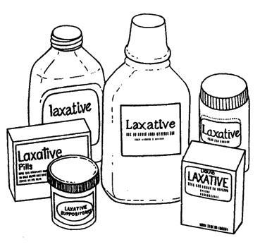 Do you take laxatives on a daily/weekly/ basis?