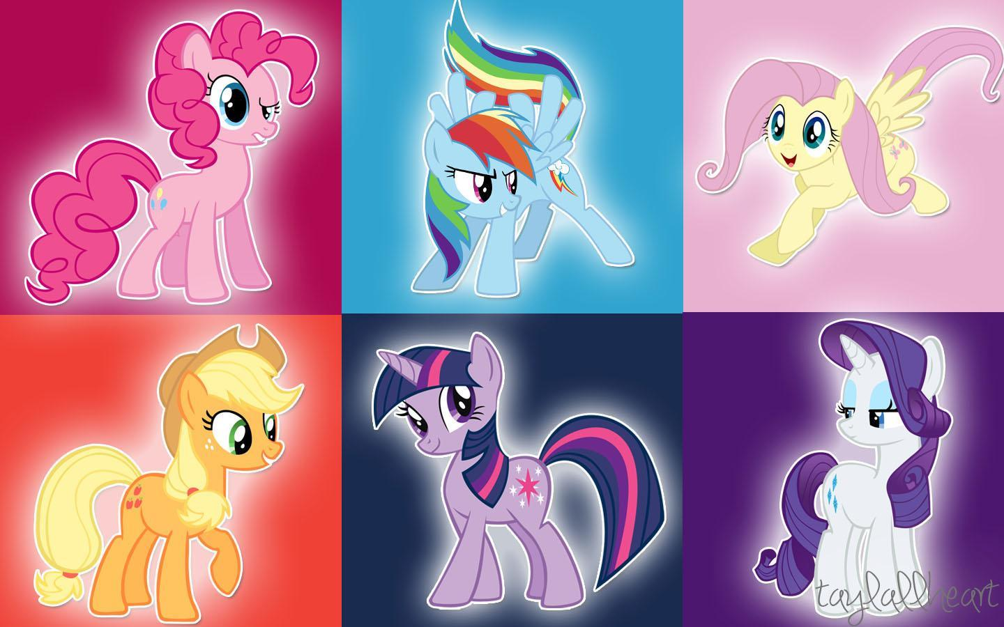 name the two main Earth ponies