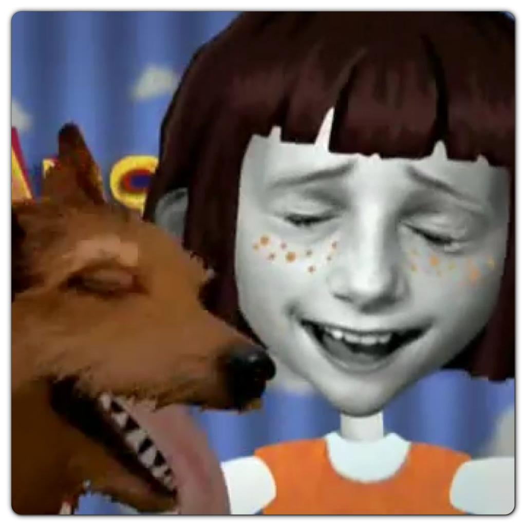 Angela Anaconda. What do you think of her?