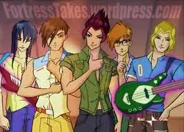 Who are the boys who come to help the Winx Club?