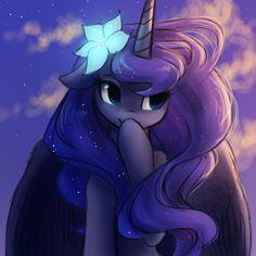 Wgat do think of Princess Luna?