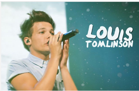 Do you love Louis Tomlinson?