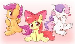 Applebloom: Sorry, we almost left without saying bye! So, bye!