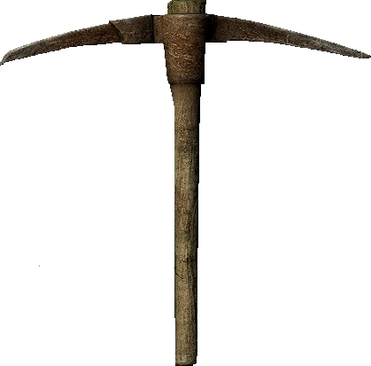 what is the best pickaxe? (in the game)