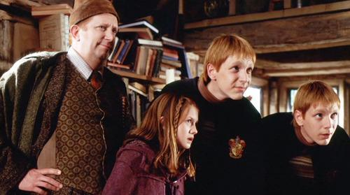 Who is the oldest Weasley child?