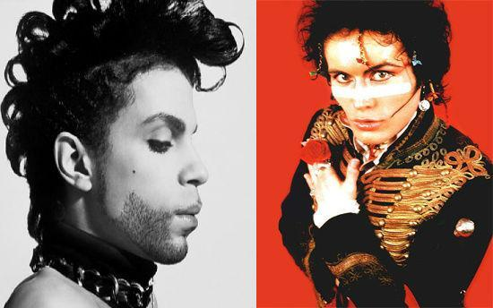 which one is prince ?.