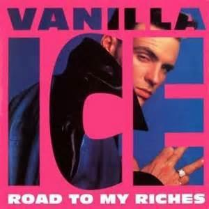 Artist: Vanilla Ice Lyrics: All right stop, Collaborate and listen Ice is back with my brand new invention Something grabs a hold of me tightly Flow like a harpoon daily and nightly Will it ever stop? Yo, I don't know Turn off the lights and I'll glow To the extreme I rock a mic like a vandal Light up a stage and wax a chump like a candle.