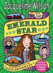 In the final book of Hetty Feather (Emerald Star) where does Hetty end up in the end?