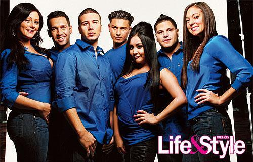 Which Jersey Shore cast member would you want to get?