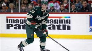 Who was the best player on the Minnesota Wild