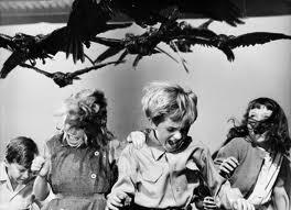 The movie made in 1963, about killer birds was called....