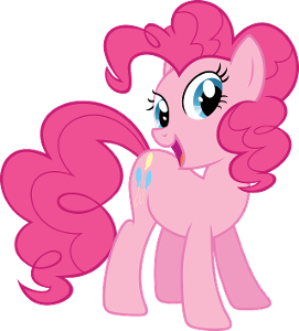 What does Pinkie love to do?
