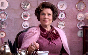 When Umbridge became headmistress... (select which events are true)