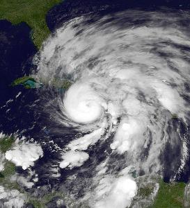 Which two of these hurricanes were two of the deadliest Tropical Storms ever recorded?