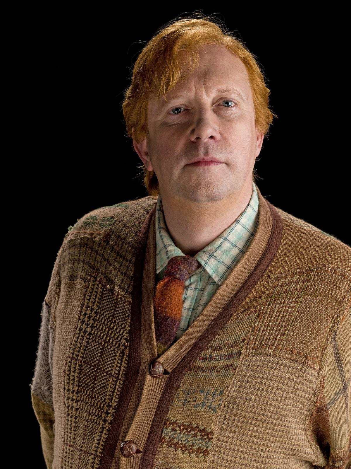 What is Mr. Weasley's first name?