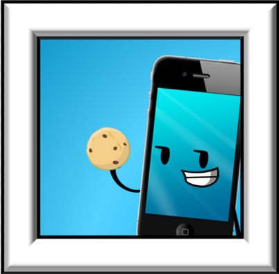 "Lastly, finish this sentence. MePhone4 said this line: ""There are no more cookies cuz,"