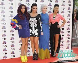 Name little mix going from left to right
