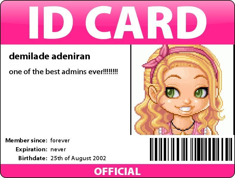 How old is demilade7years(admin)?