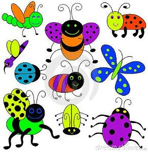 Bees are very colorful creatures! what color do they come in besides yellow?