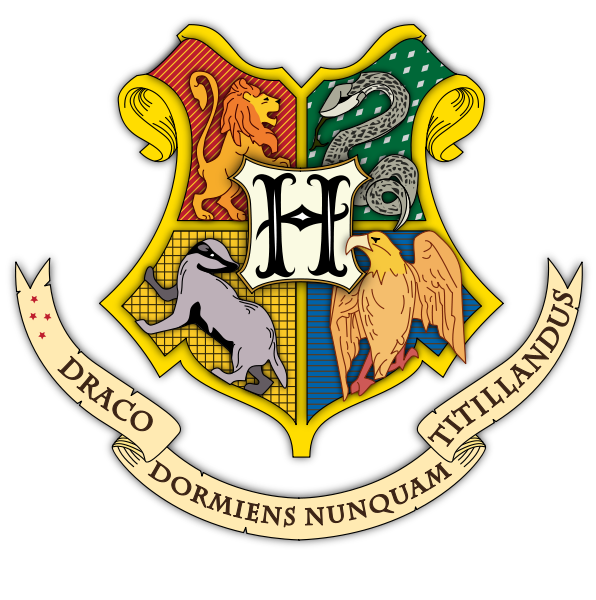 Choose a Hogwarts house.
