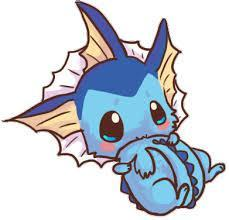 Me: Vaporeon! You're up!